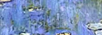 2020.12  Art Inspire Collection:モネの睡蓮をテーマにした企画